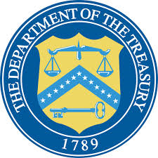 Department of the Treasury, USA