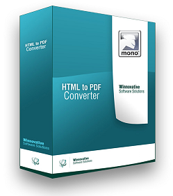 Winnovative HTML to PDF Converter Box