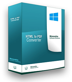 Winnovative HTML to PDF Converter Library for WinRT