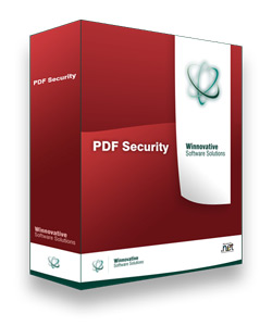 Winnovative PDF Security Box