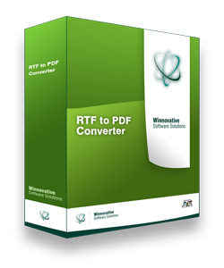 Winnovative RTF to PDF Converter for  NET